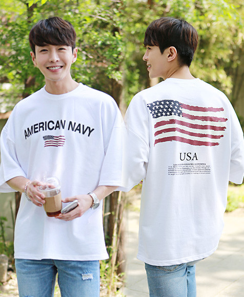 DG Stars and Stripes Stingray Box Tee