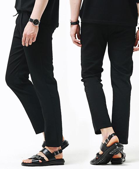 JIN Span Linen Bending Pants
