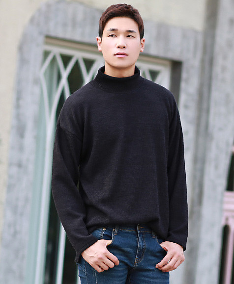 WF Biggs Goji Turtle Sweater